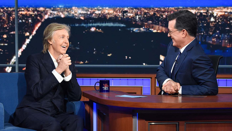 The Late Show with Stephen Colbert_ Paul McCartney - Publicity - H 2019