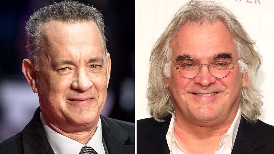 Tom Hanks - Paul Greengrass - Getty - Split - H 2019