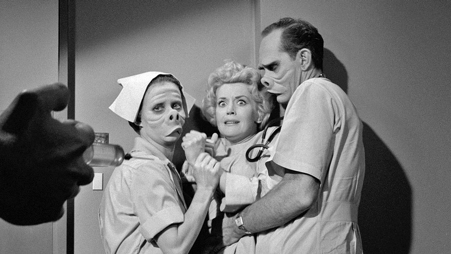 Twilight Zone 60th Special Event-The Eye of the Beholder-Publicity Still 2 - H 2019