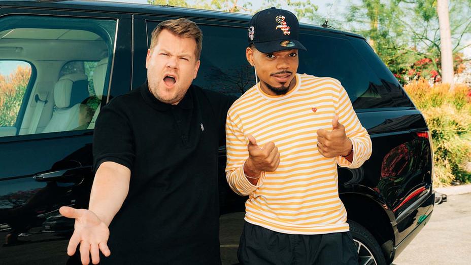 Chance the Rapper joins James Corden for Carpool Karaoke - Publicity-H 2019