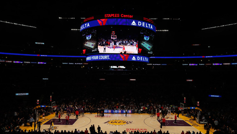 With the Launch of the Showtime Seat Exchange, Delta Air Lines Gives Fans the Chance to Watch Los Angeles Lakers Games Alongside Hollywood's Biggest Stars