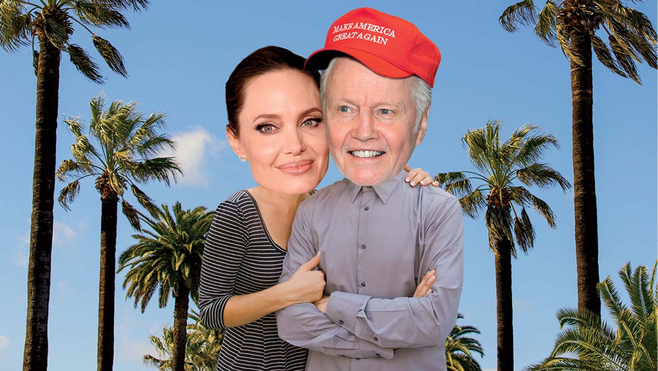 Angelina Jolie and Jon Voight Reconcile After Longtime Feud  - Graphic- H 2019