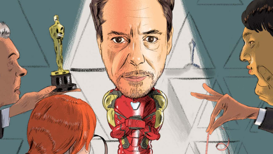 Why the Oscars Should Revive the Best Blockbuster Idea -Illustration by Illosausage - H 2019