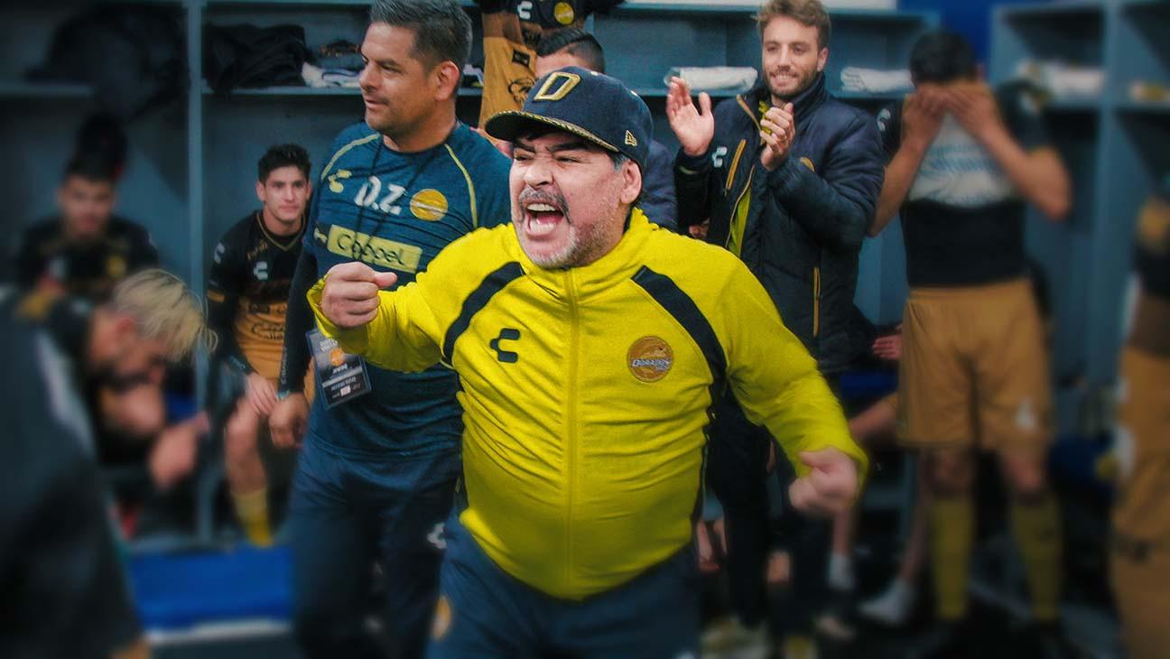 Maradona in Mexiko Noch 1 - Netflix Publicity - H 2019