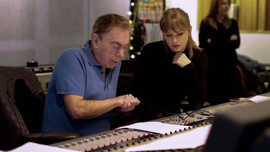 Andrew Lloyd Webber - Taylor Swift - Publicity - H 2019