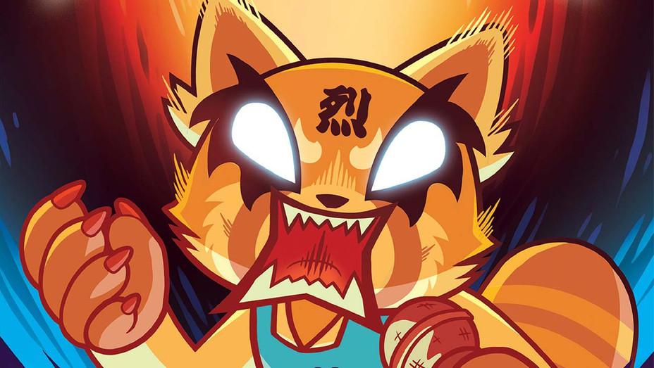 Aggretsuko Comic - Sanrio Oni Press - Publicity - H 2019