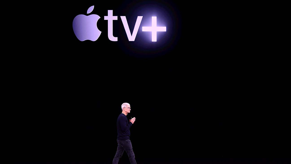 Apple CEO Tim Cook speaks at Apple's headquarters in Cupertino, California - Getty - H 2019