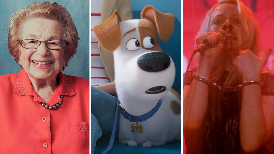 ASK. RUTH, THE SECRET LIFE OF PETS 2 and HER SMELL - Publicity-H 2019