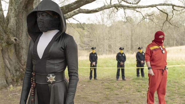 'Watchmen': TV Review