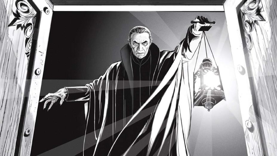 Bela Lugosi Dracula - El Garing Legendary Comics - Publicity- H 2019