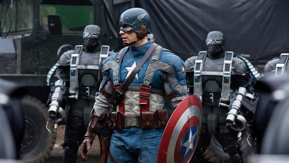 Captain America: The First Avenger (2011) -Chris Evans - Photofest -H 2019