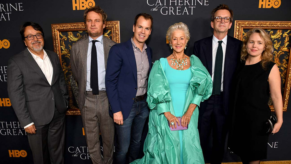 Catherine the Great premiere - Getty - H 2019