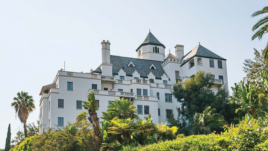 ONE TIME USE_Chateau Marmont Hotel_embed - Getty - EMBED 2019