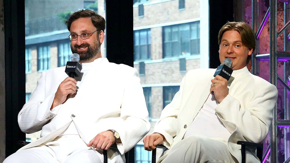 Comedians Tim Heidecker and Eric Wareheim -Getty - H 2019