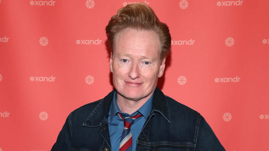 Conan O'Brien - Getty - H 2019