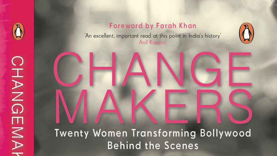 'Changemakers' Book Cover - Publicity - P 2019