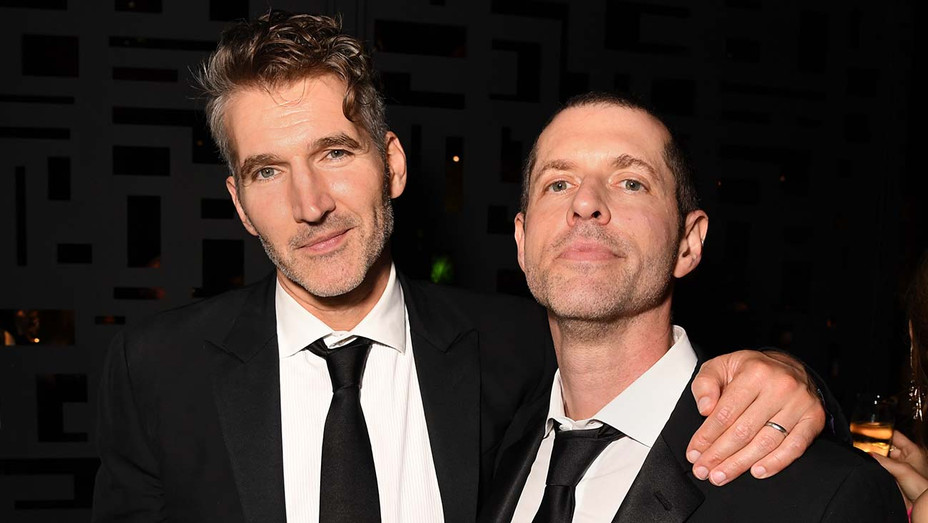 David Benioff and D.B. Weiss - Getty - H 2019