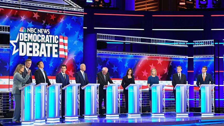 Democratic presidential hopefuls - Getty - H 2019
