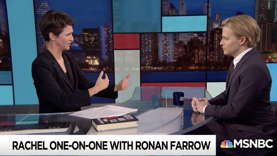 Farrow Maddow MSNBC - H - 2019