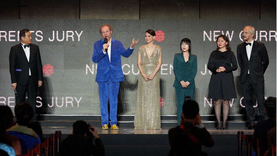 Mike Figgis at Busan film festival - H 2019