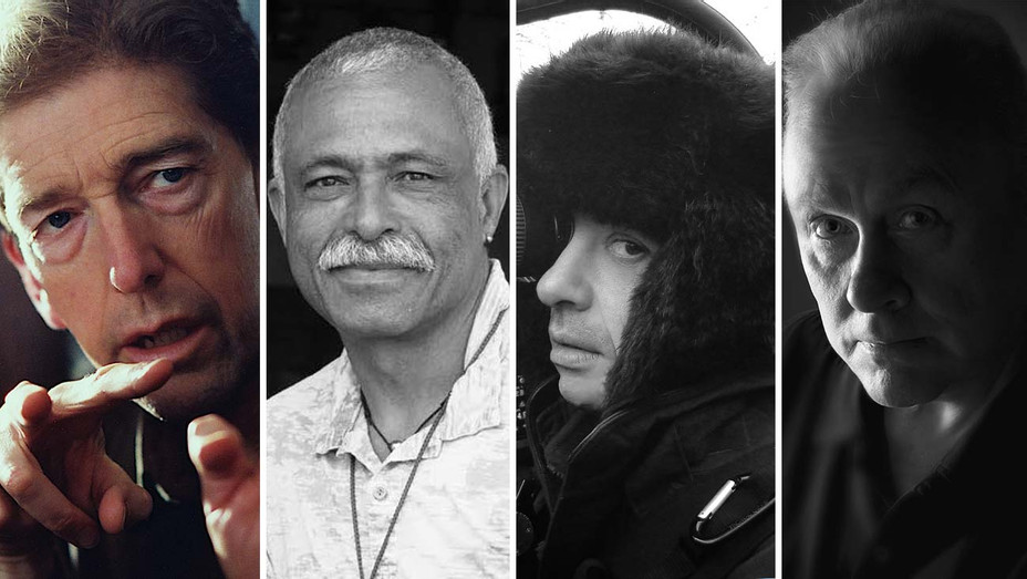 Frederick Elmes, Donald A. Morgan, Bruno Delbonnel and Don McCuaig - Publicity - Split - H 2019