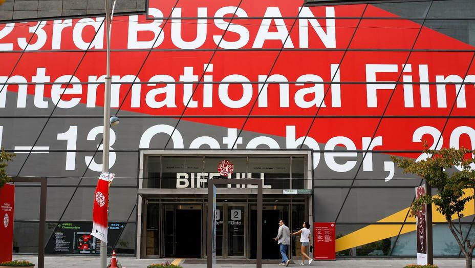 Busan Film Festival BIFF Hill Building - Getty - H 2019