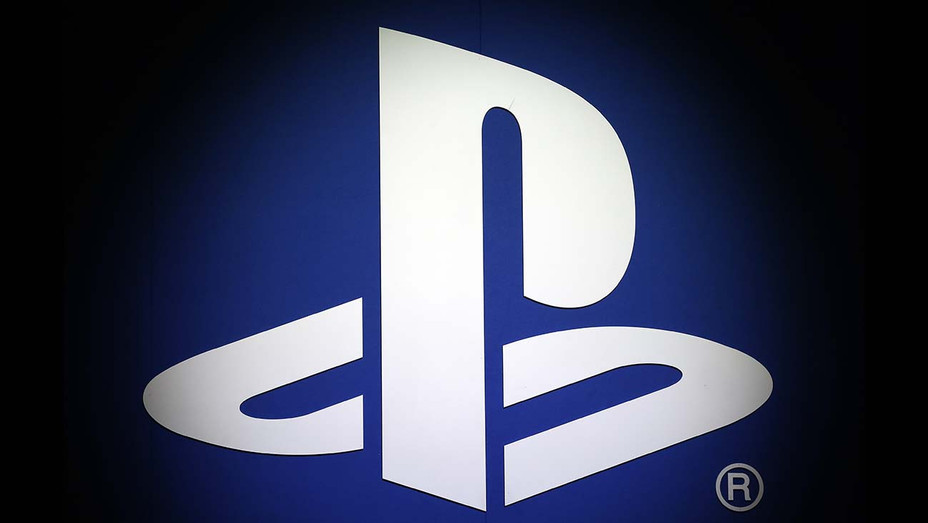 The PlayStation logo of the Sony company is displayed during the 'Paris Games Week'  - Getty-H 2019