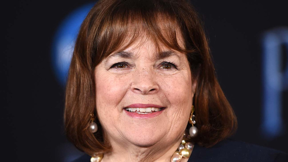 Ina Garten arrives at the Premiere of Disney's Mary Poppins Returns -Getty-H 2019