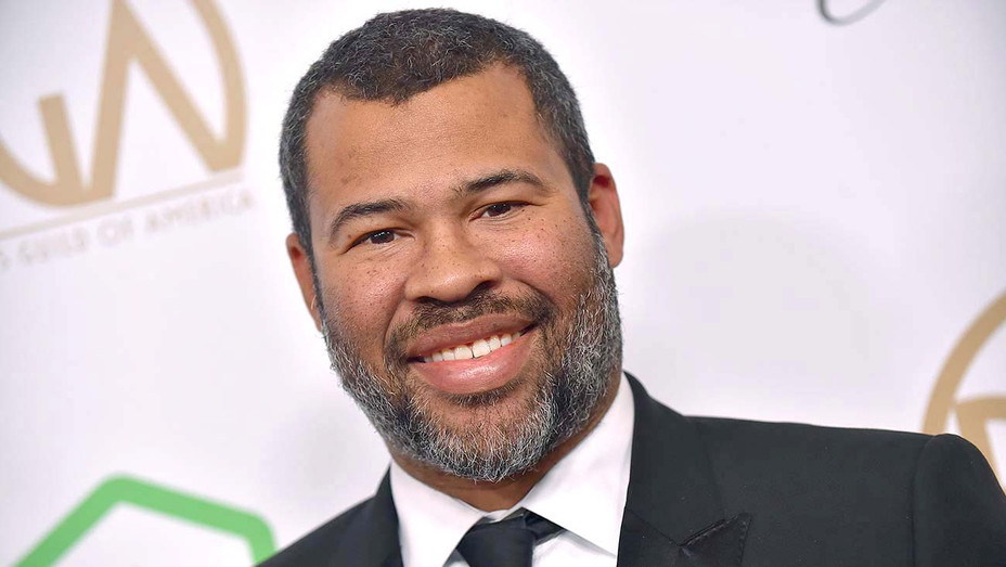 Jordan Peele arrives for the 30th Annual Producers Guild Awards - Getty-H 2019