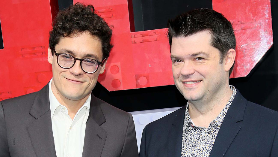 Phil Lord and Christopher Miller -Premiere of The Lego Movie 2 - Getty-H 2019