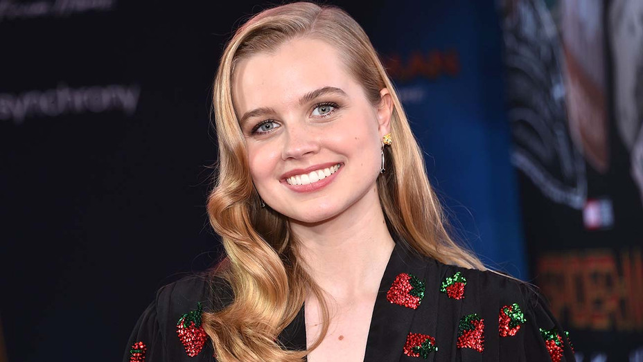Angourie Rice arrives for the Spider-Man: Far From Home World premiere - Getty-H 2019
