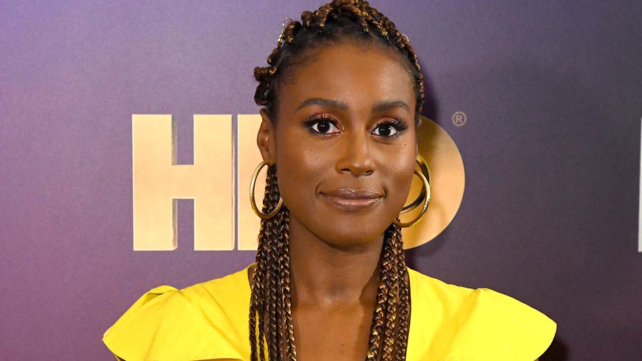 Issa Rae attends the HBO Summer TCA Panels - Getty-H 2019