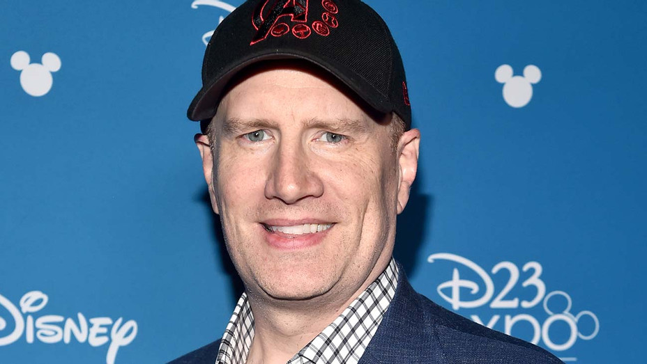 Kevin Feige took part today in the Disney+ Showcase at Disney's D23 EXPO 2019 - Getty-H 2019