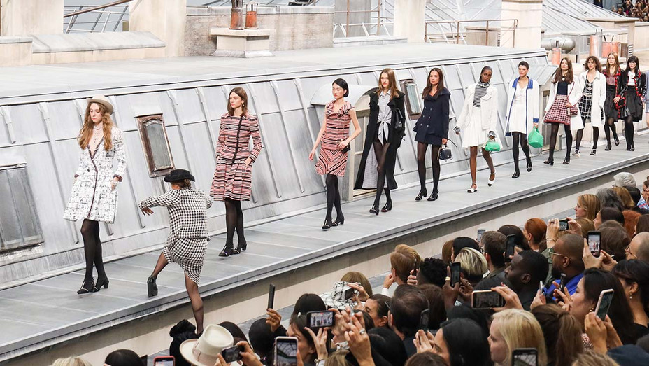 Chanel Womenswear Paris Fashion Week Crasher Main - Getty - H 2019