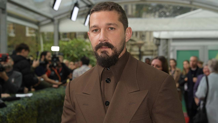 Shia LaBeouf The Peanut Butter Falcon - Getty - H 2019