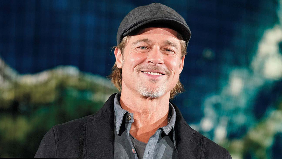 Brad Pitt attends the press conference for the Japanese premiere of Ad Astra - Getty -H 2019