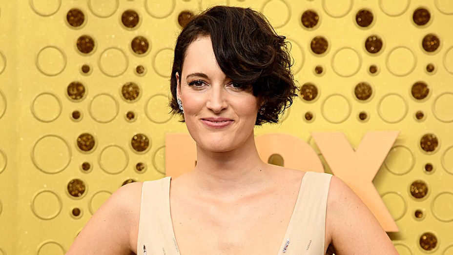 Phoebe Waller-Bridge attends the 71st Emmy Awards - Getty-H 2019