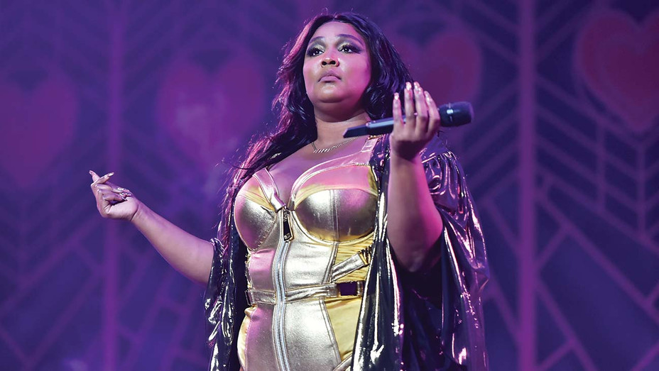 Lizzo performs at Radio City Music Hall - Getty -H 2019