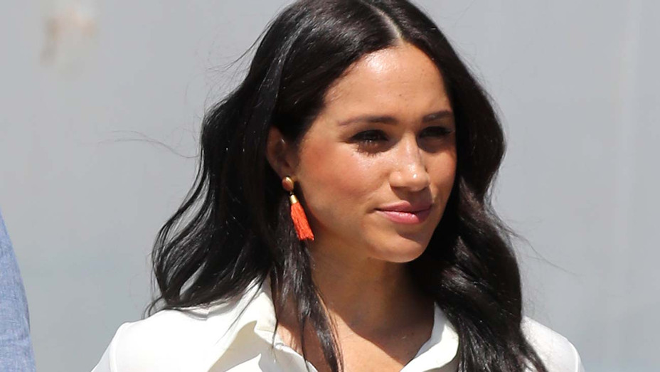 Meghan Markle, Duchess of Sussex visit a township to learn about Youth Employment Services - Getty-H 2019