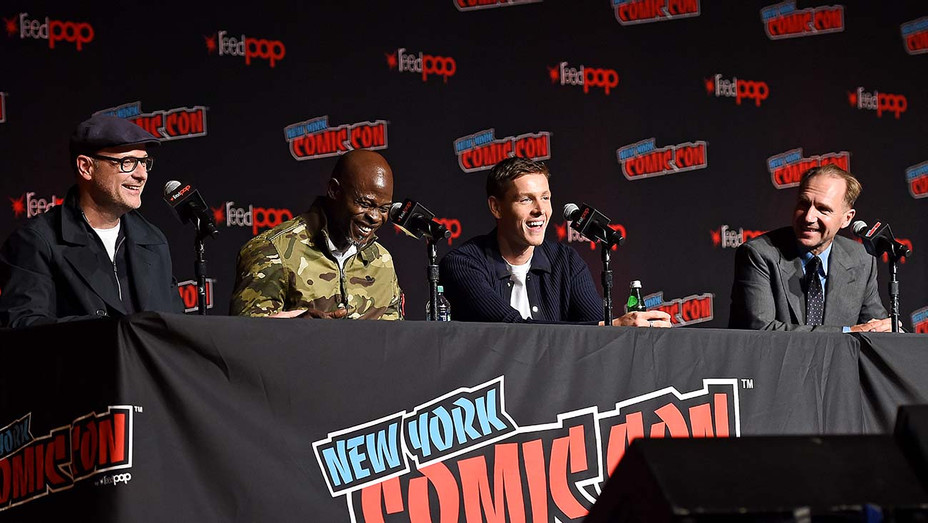 The King's Man -onstage at New York Comic Con- October 03, 2019 - Getty-H 2019