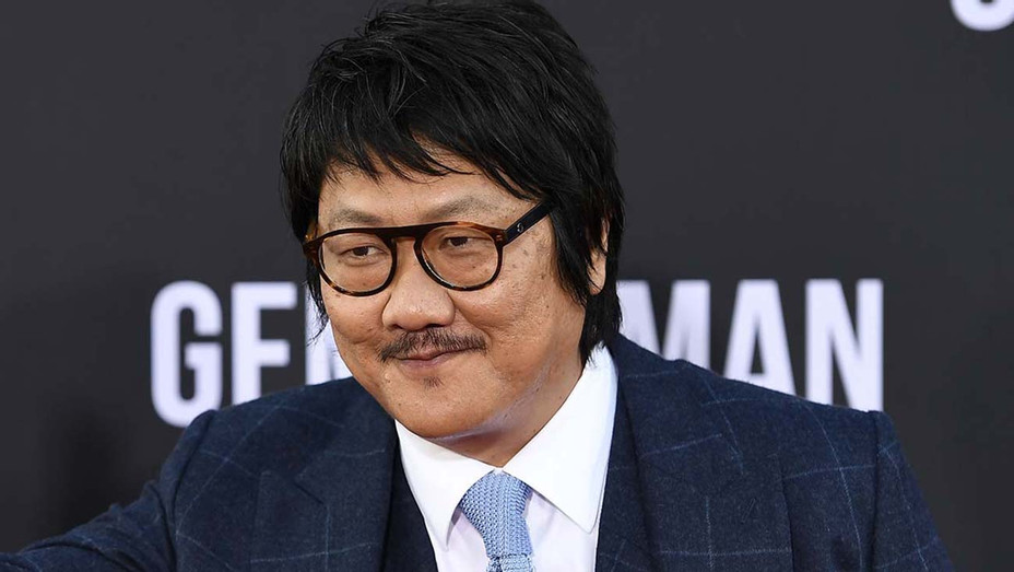 Benedict Wong attends Paramount Pictures' Premiere Of Gemini Man -Getty-H 2019