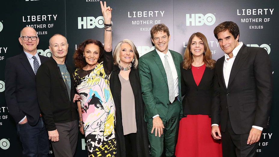 Liberty: Mother Of Exiles World Premiere - Getty - H 2019