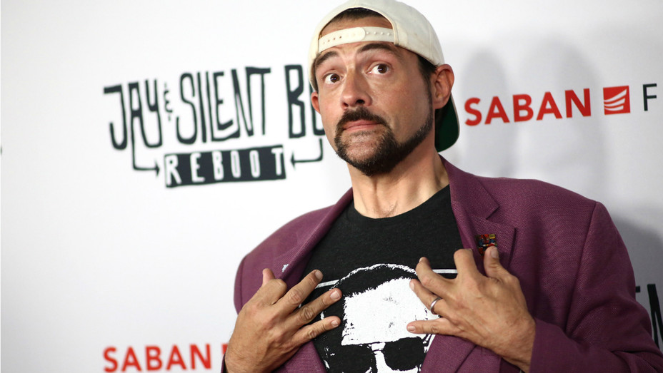 Kevin Smith Jay and Silent Bob Reboot - Getty - H 2019