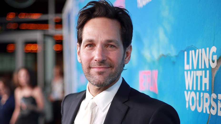 "Paul Rudd attends the Premiere of Netflix's ""Living With Yourself"" - Getty-H 2019"