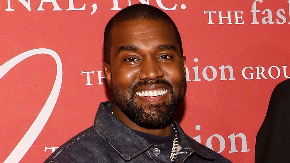 Kanye West attends Fashion Group International's 2019 Night of Stars - Getty -H 2019