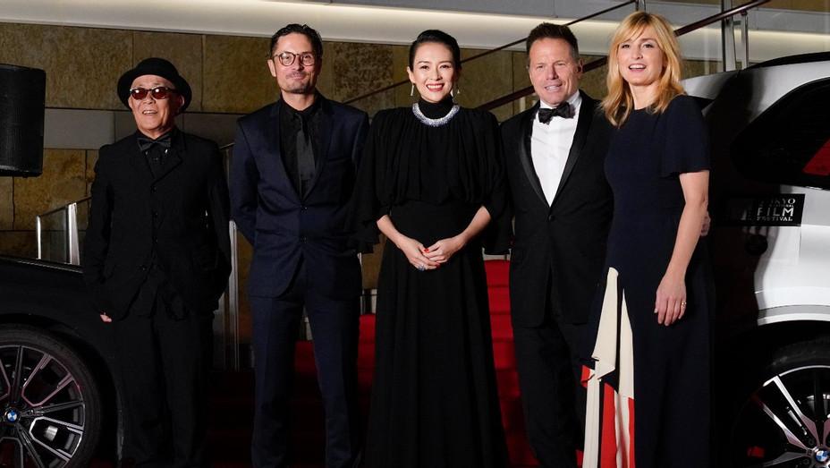 Tokyo Film Festival Opening Gala - Getty - H 2019