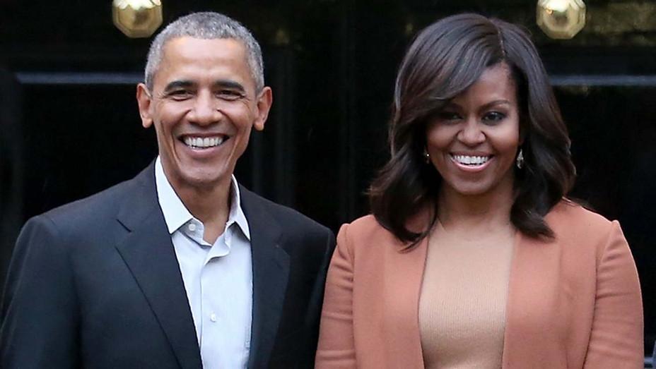 Barack Obama and Michelle Obama -April 22, 2016 - Getty-H 2019