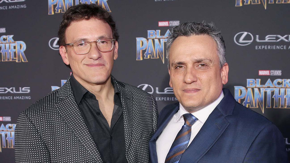 Anthony Russo and Joe Russo - World Premiere of Marvel Studios' BLACK PANTHER -Getty-H 2019