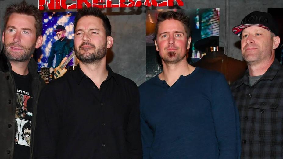 Nickelback in 2018 - H Getty 2019