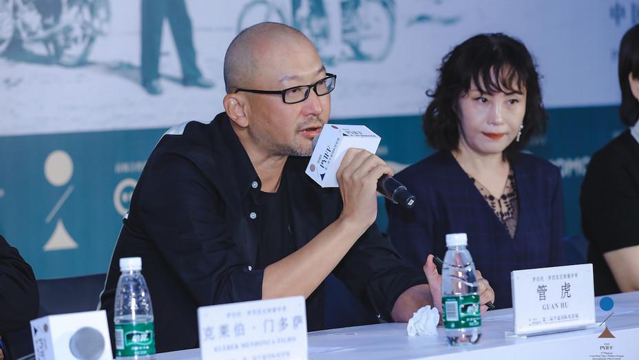 Guan Hu at Pingyao Film Festival 2019 - H